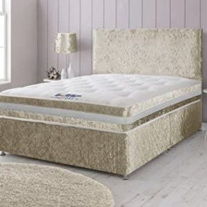 cheap double divan beds