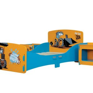 Kidsaw Jcb Bed | Kidsaw JCB Room in a Box Junior Bed